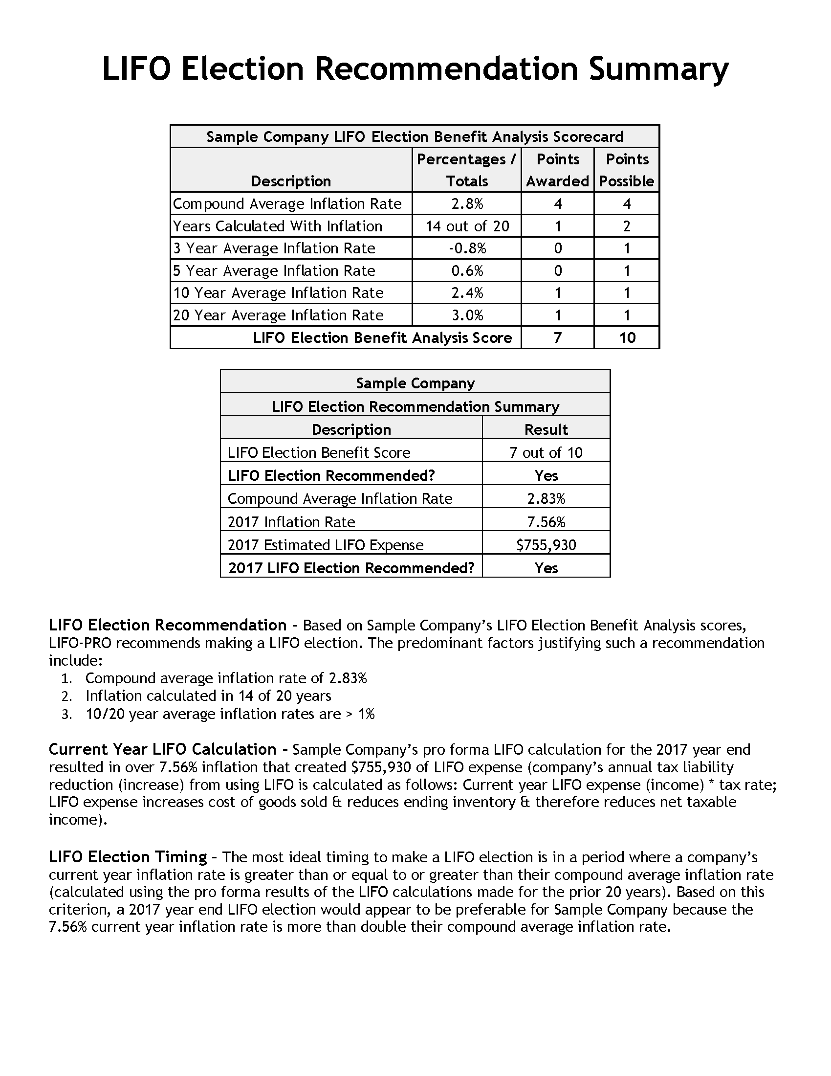 Resources for CPA Firms - LIFO Services & on election ballot forms, sample ballots, texas election forms, sample government forms, generic benefit election forms,